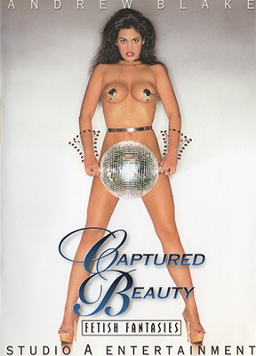 Captured Beauty Cover Art (Front)