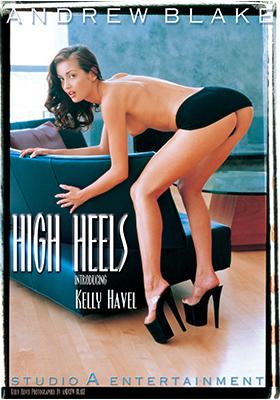 High Heels Front Art