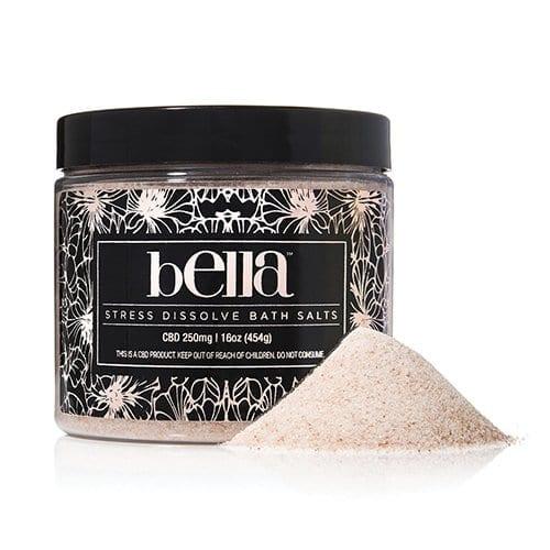 Altitude Bella Cbd Stress Dissolve Bath Salts 16oz