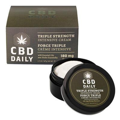 CBD Intensive Cream Triple Strength