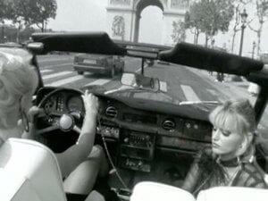 Lea & Anita In Rolls