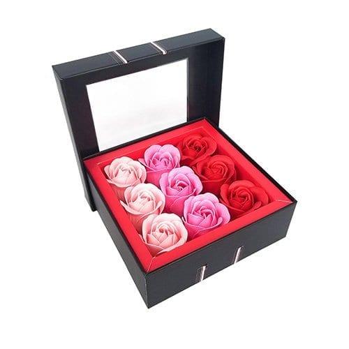 It's The Bomb Rose Petals Soap Set