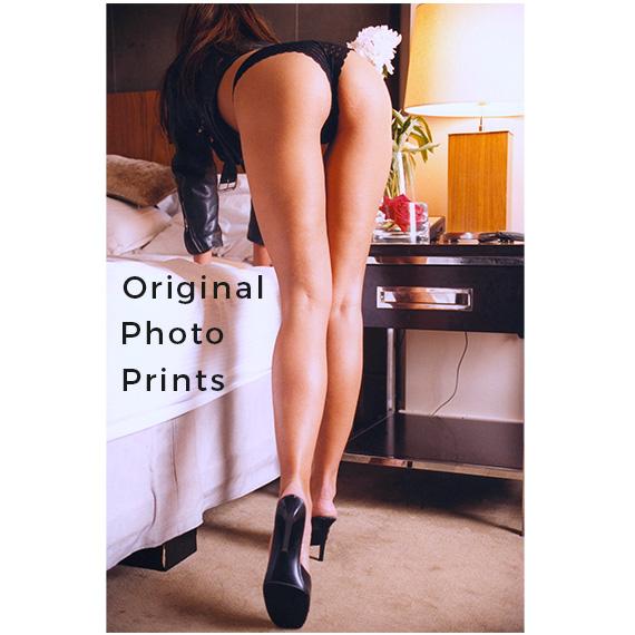 Photo Print NY Legs