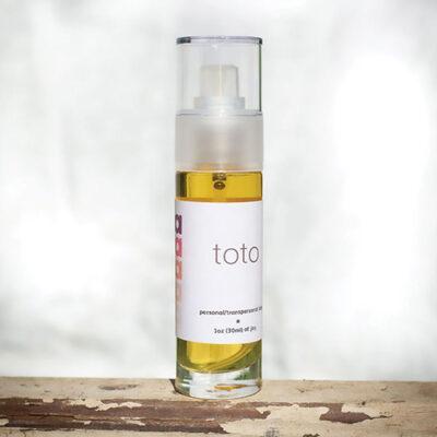 Toca Toto Organic Lube 30ml CBD 250mg