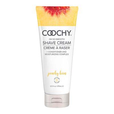 Coochy Shave Cream-Peachy Keen