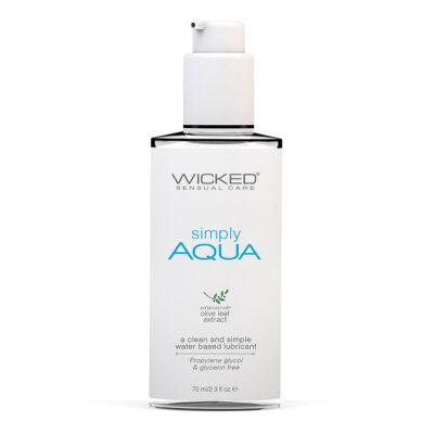 Simply Aqua- Sensual Care – 2 oz.