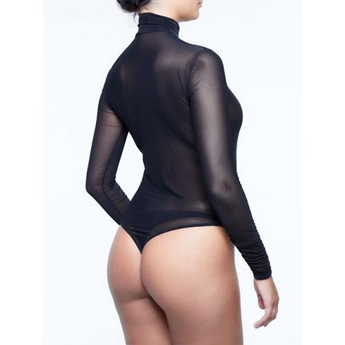 Miss Naughty Bodysuit Back