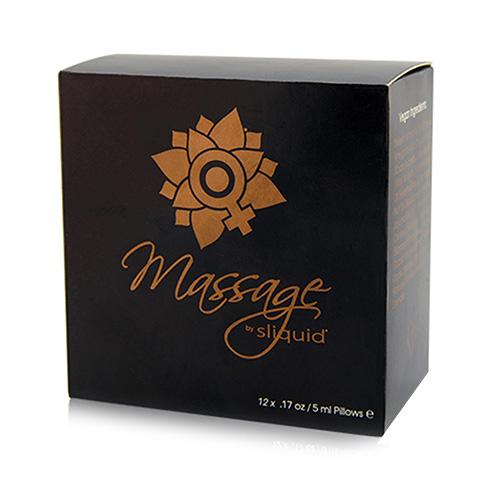 Massage Oil Cube 12 Pk