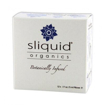 Sliquid Organics Lube Cube 12 pk