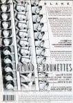 Blond & Brunettes DVD