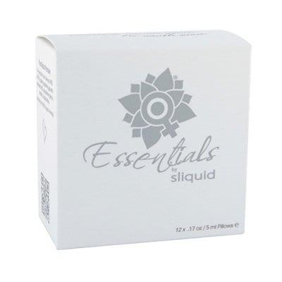 Sliquid Naturals Essentials Lube Cube