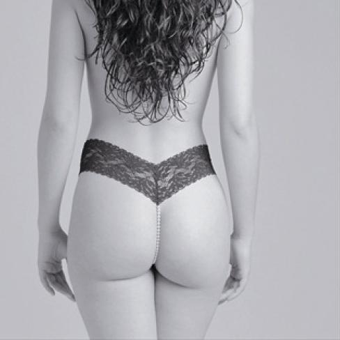 Paris Single Pearl Thong