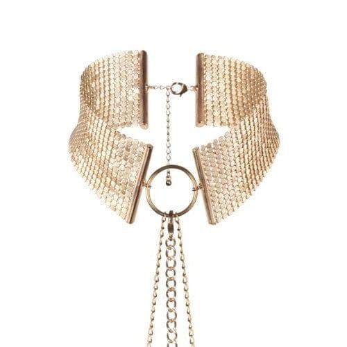 Desir Metallique - Metallic Mesh Collar