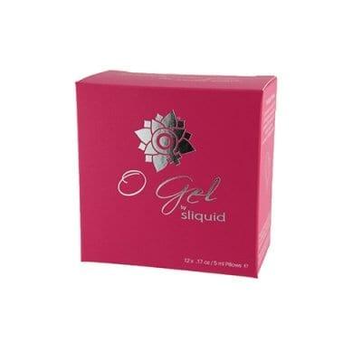 Sliquid Organics O Gel Cube 12 pk