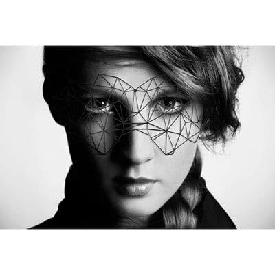 Decal Eyemask - Kristine